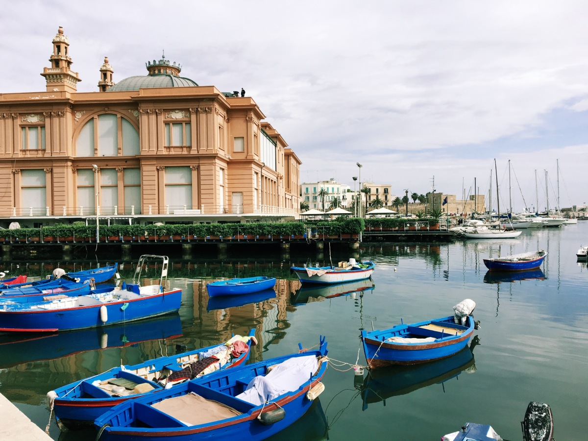 Răsfăţ în Bari!