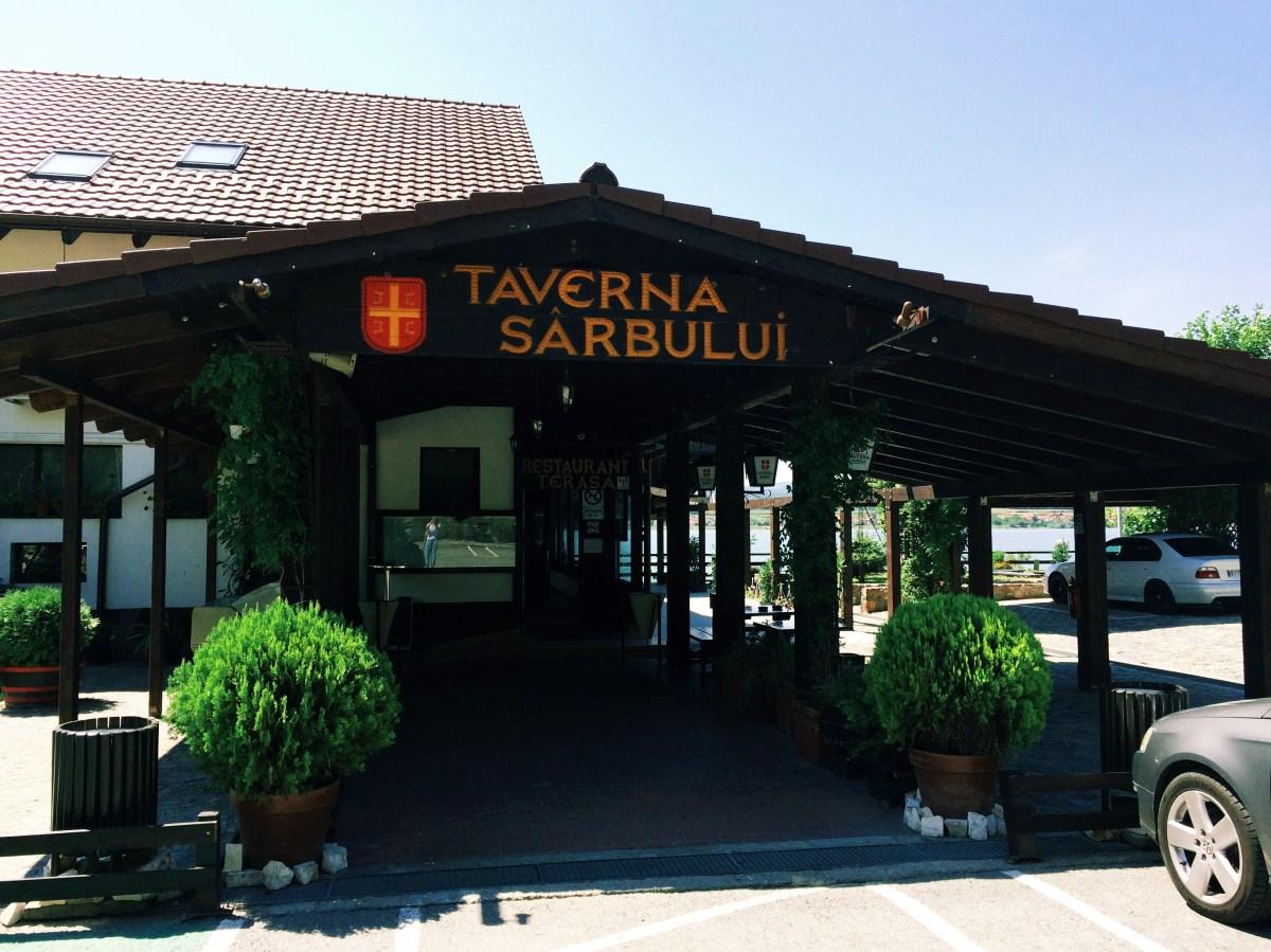 Taverna Sârbului - Gusturi din Balcani
