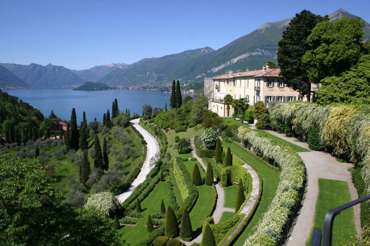 Bellagio - Villa Serbelloni (photo by Mario Tacchi)Promobellagio.jpg