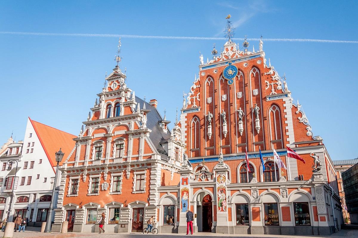 Riga-Latvia-House-of-the-Blackheads