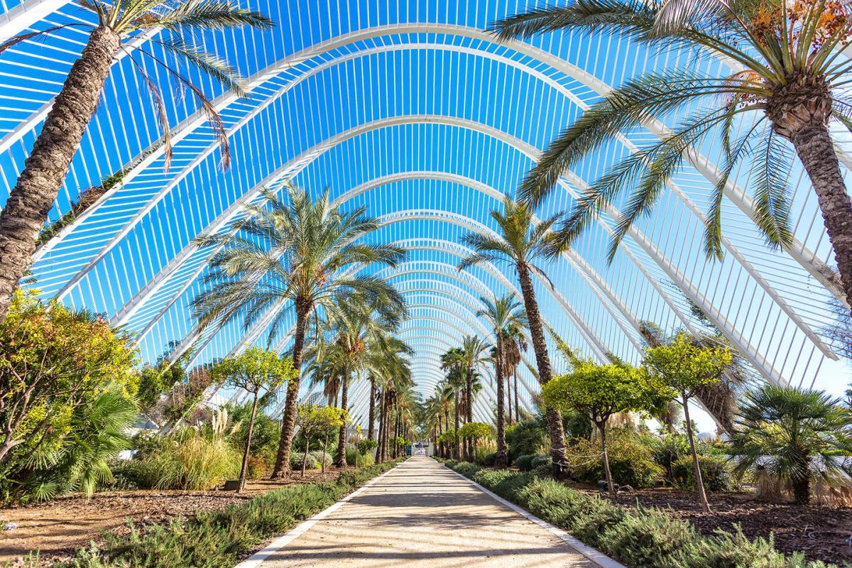O săptămână în Valencia partea I