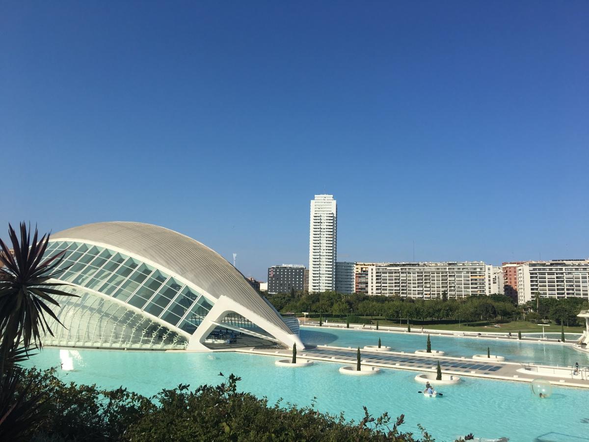 O săptămână în Valencia partea II