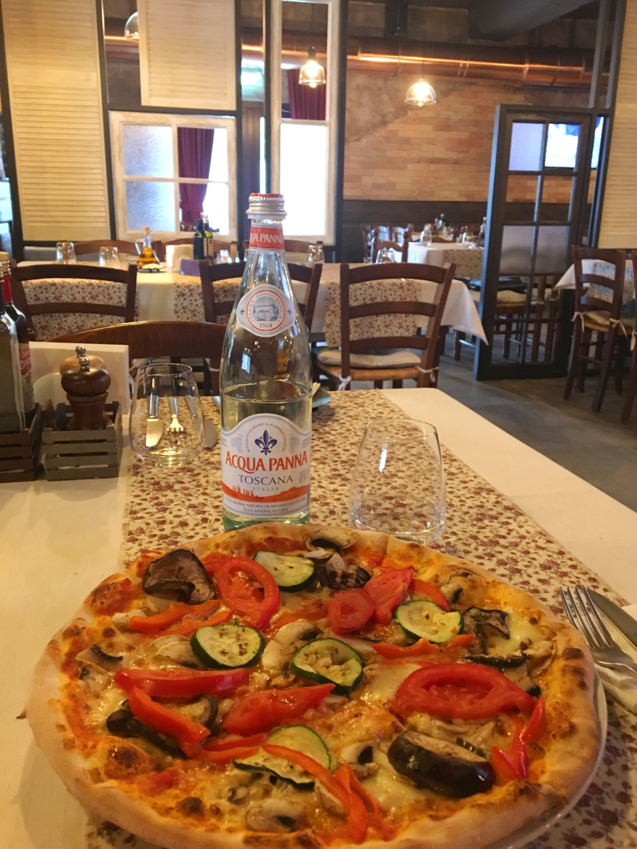 Restaurant L'Osterietta