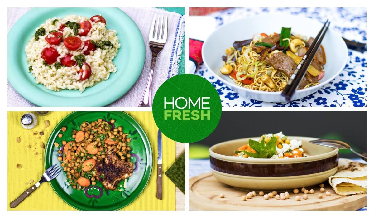 Home Fresh - o nouă experiență culinară în Timișoara