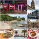Split, oraș turistic din Croația - o vacanță cu buget redus