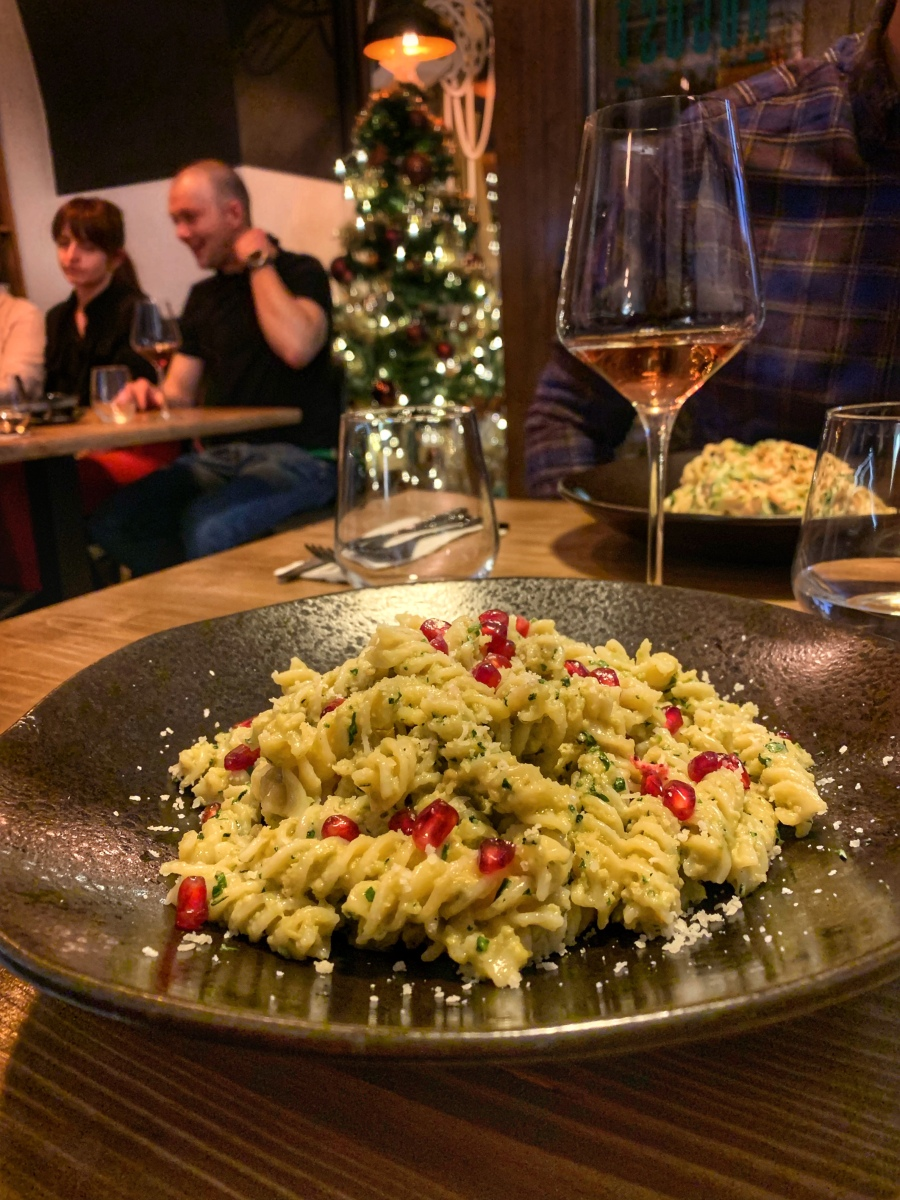 Nou în Timișoara: August Pasta Bar