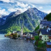Cele mai frumoase lacuri din zona Salzkammergut, Austria